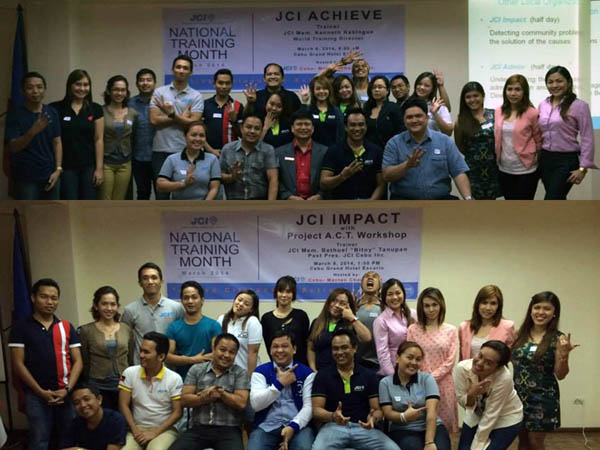 CV Kicks Off National Training Month w/ Achieve & Impact Trainings