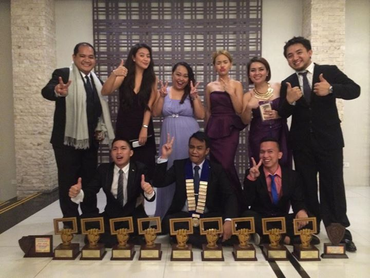 Nine (9) Quadro Awards and One (1) Merit Award for the 2014 Administration
